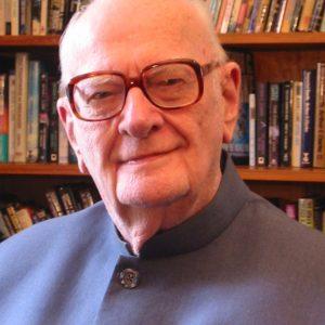 Sir Arthur C Clarke, photo credit Rohan de Silva